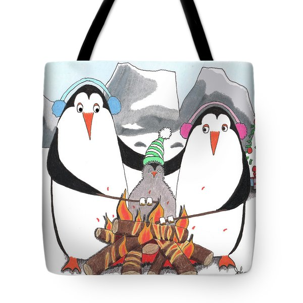 Toasty Goodness Tote Bag
