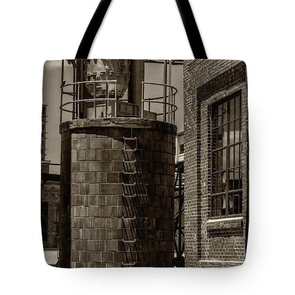 Tobacco Row Industrial - #1 Tote Bag