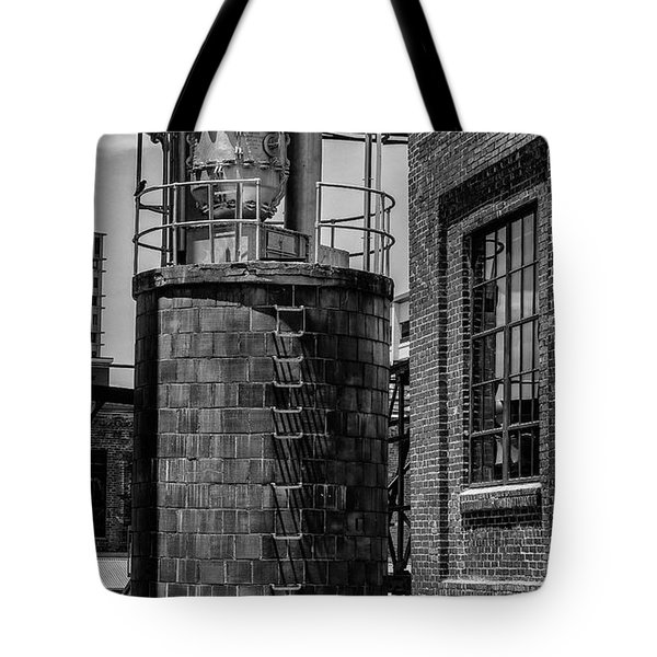 Tobacco Row Industrial - #2 Tote Bag