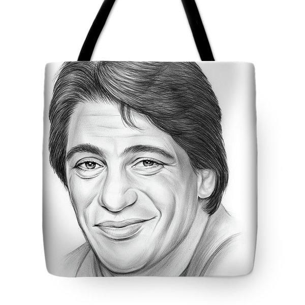 Tony Danza Tote Bag