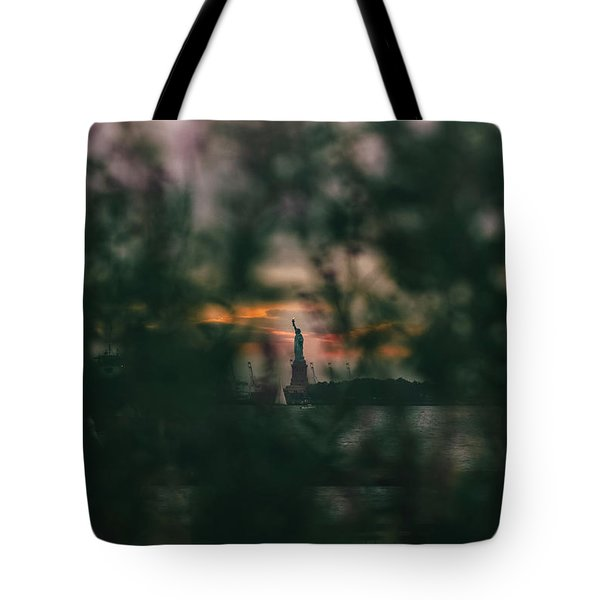 Torchlight Tote Bag