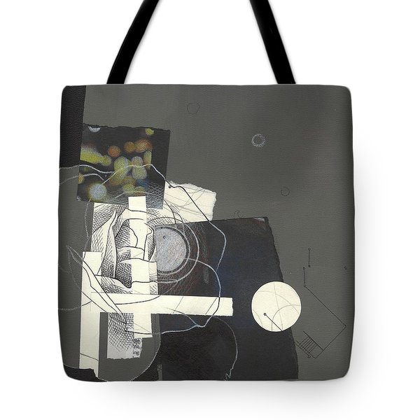 Torn Beauty No. 1 Tote Bag