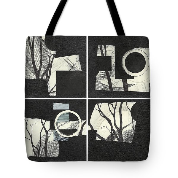Torn Beauty No. 3 Tote Bag