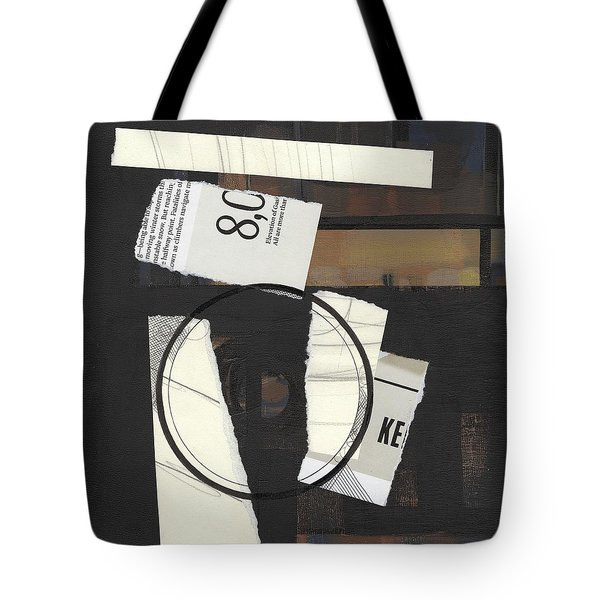 Torn Beauty No. 5 Tote Bag