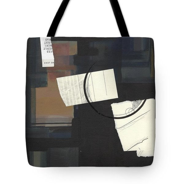 Torn Beauty No. 6 Tote Bag