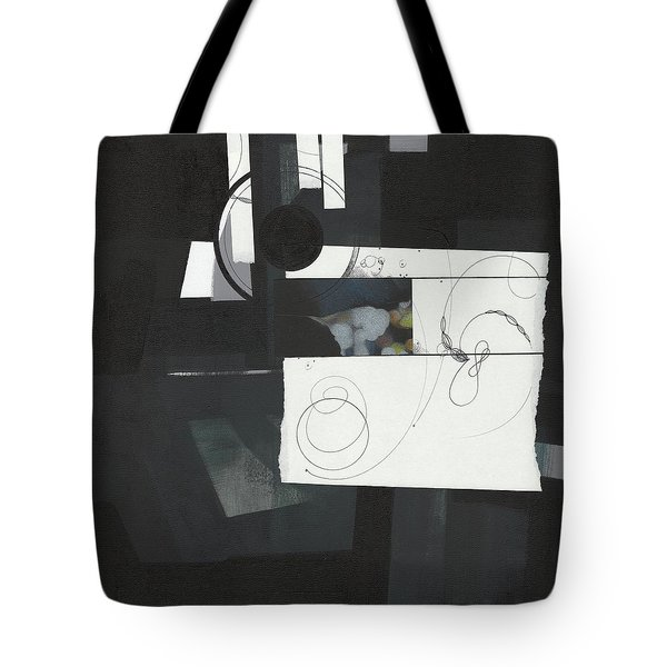Torn Beauty No. 7 Tote Bag