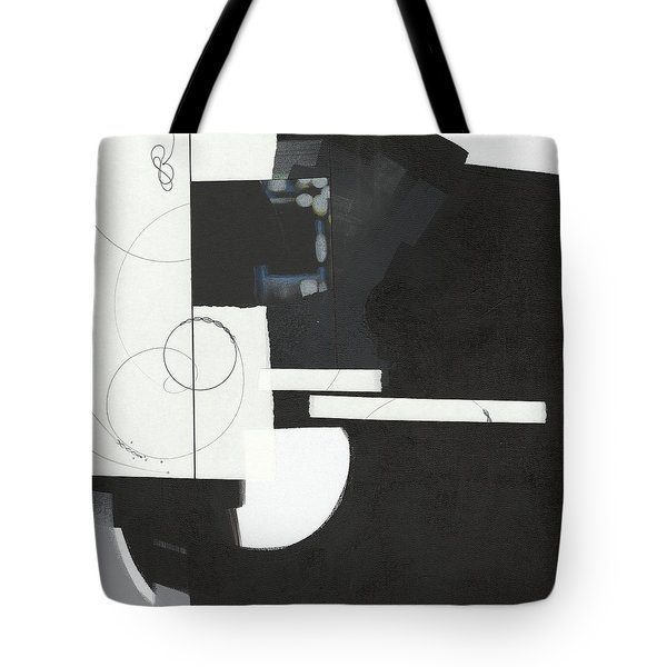 Torn Beauty No. 8 Tote Bag