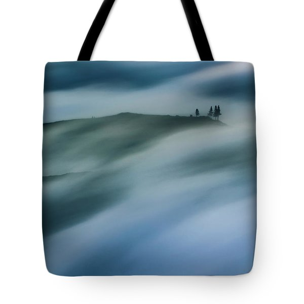 Touch Of Wind Tote Bag