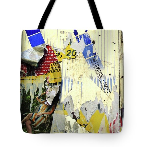 Touched By Nature Tote Bag