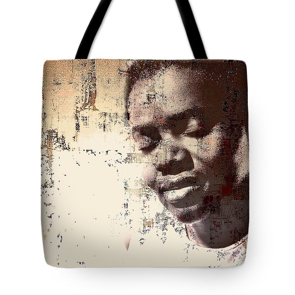Tracy Chapman Tote Bag