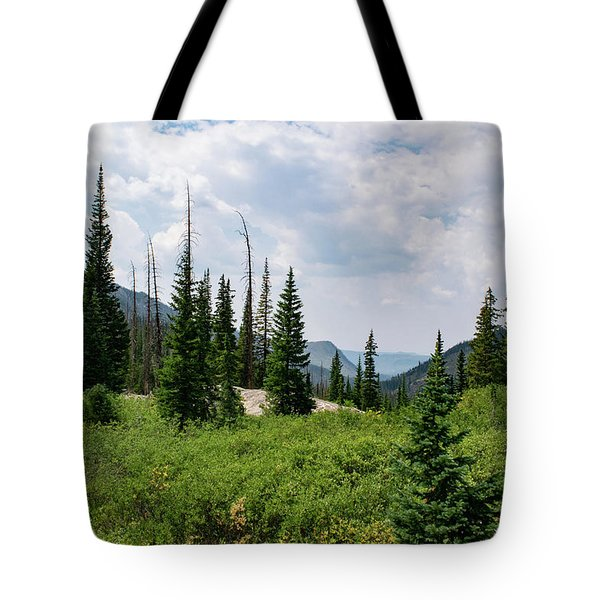 Trail To Gilpin Lake Tote Bag