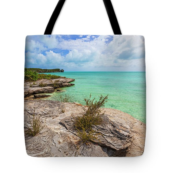 Tranquil Sea Tote Bag