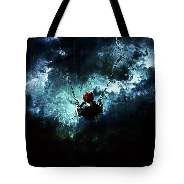 Travel Is Dangerous Tote Bag