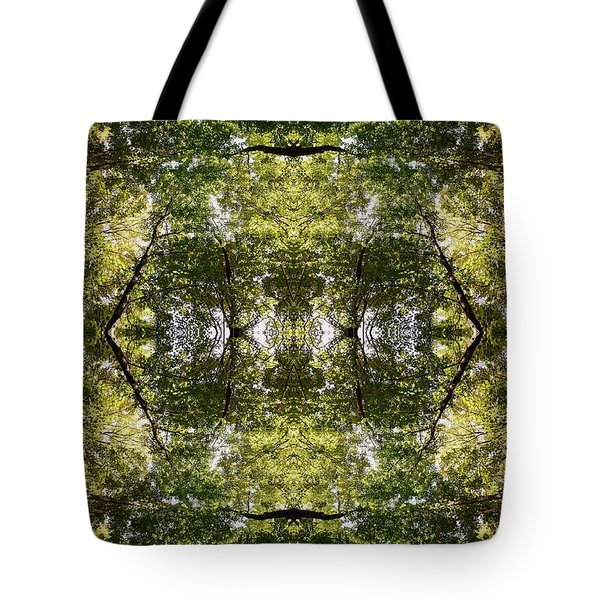 Tree No. 14 Tote Bag
