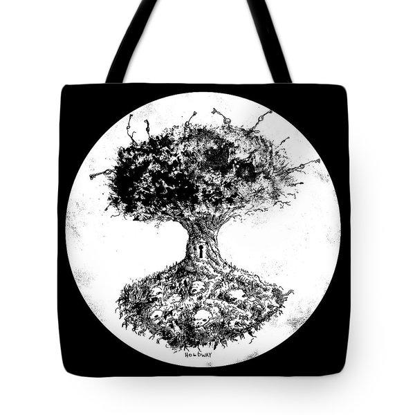 Tree Of Knowledge Tote Bag