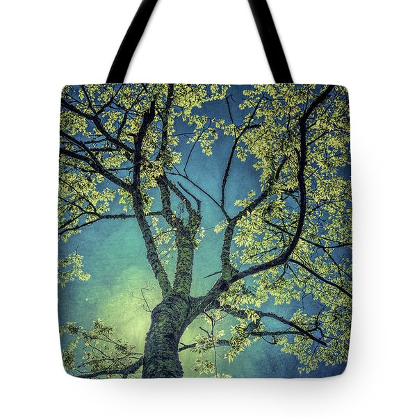 Tree Tops 0945 Tote Bag