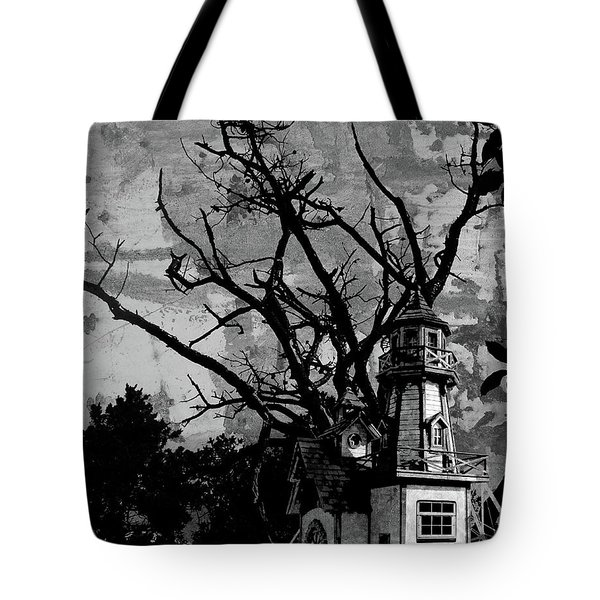 Treehouse I Tote Bag