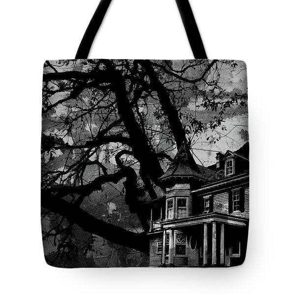 Treehouse IIi Tote Bag