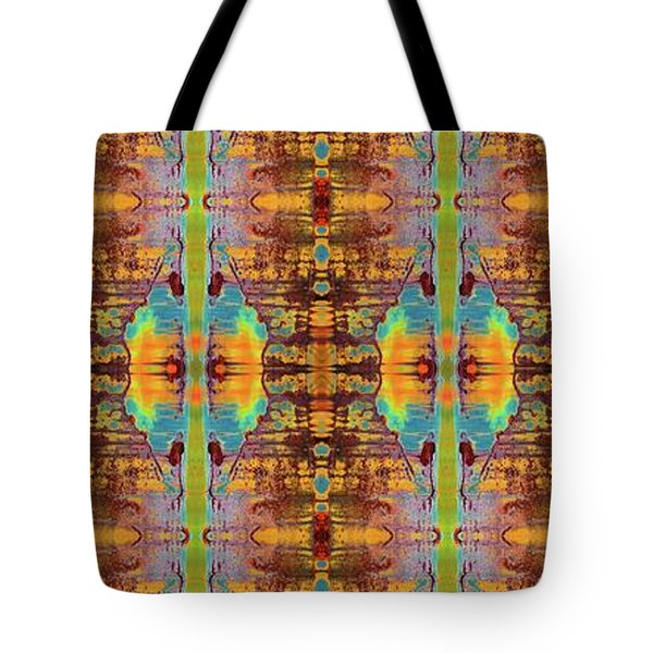 Tribal Dreams Tote Bag
