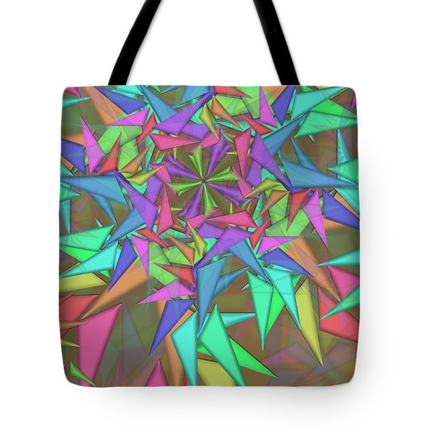 Trigonometry Tote Bag