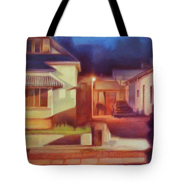Trinidad Commercial Street Tote Bag
