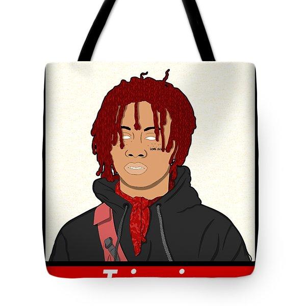 Trippie Redd Tote Bag
