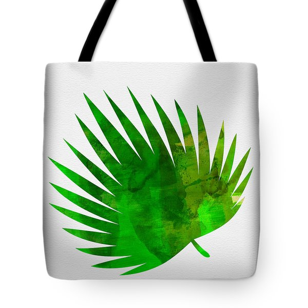 Tropical Chamaerops Tote Bag