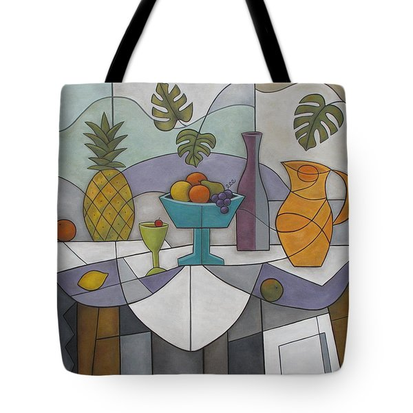 Tropical Delights Tote Bag