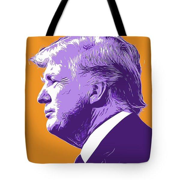 Trump Popart Tote Bag