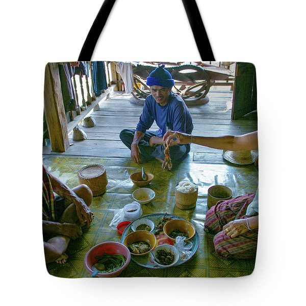 Try This Rat Its Delicious Tote Bag