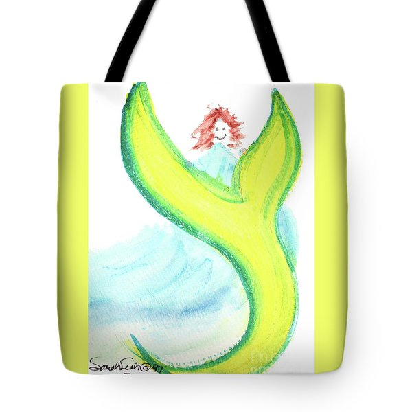 Tote Bag featuring the painting Tsee The Tsights On A Tsade Ts3 by Hebrewletters Sl