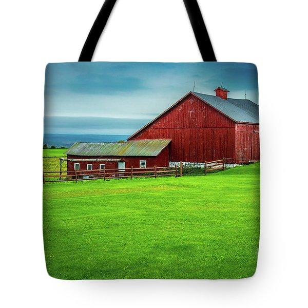 Tug Hill Farm Tote Bag