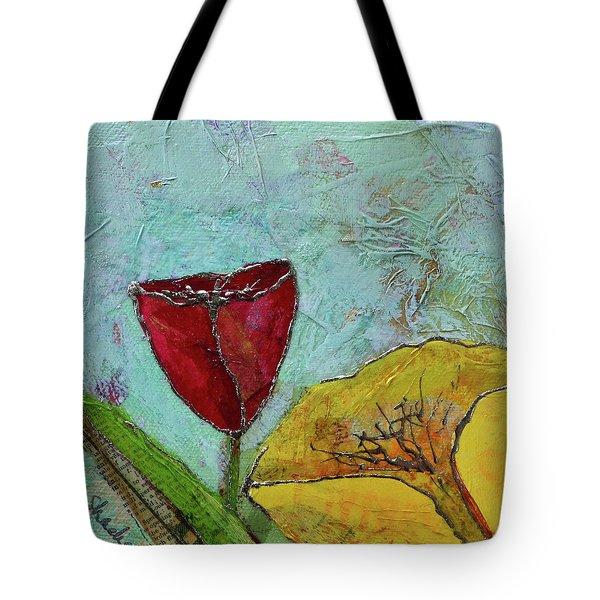 Tulip Festival V Tote Bag