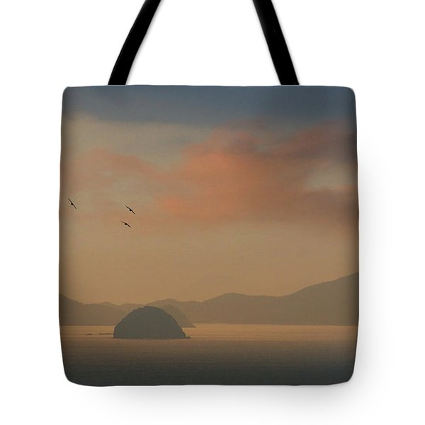 Twilight Calm Tote Bag