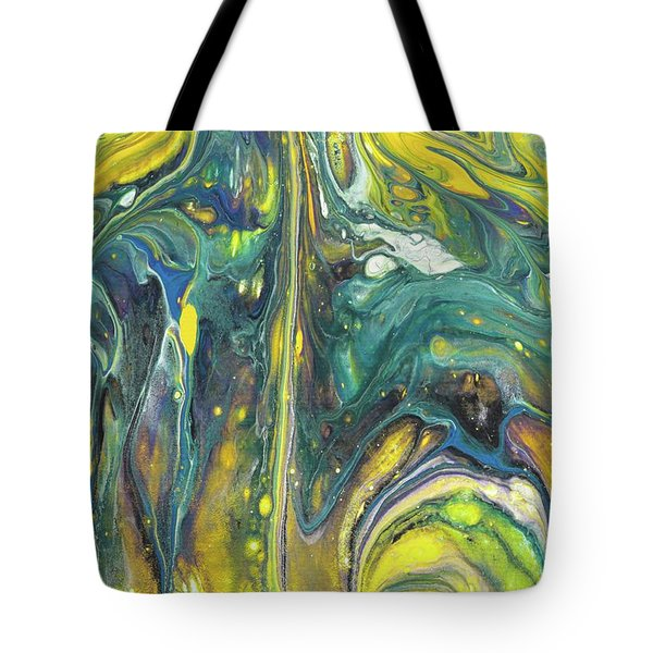 Twilight Spark Tote Bag