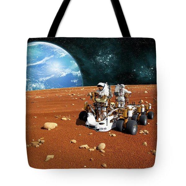 Two Person Rover Tote Bag