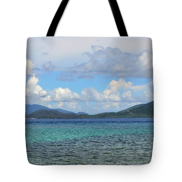 Two Nations Tote Bag