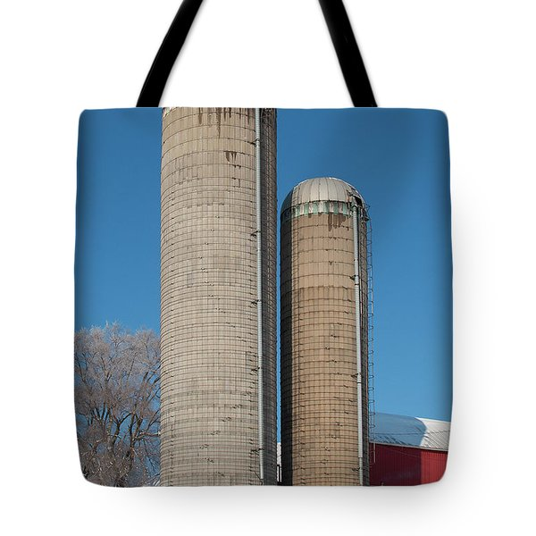 Two Tall Ones Tote Bag
