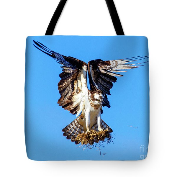 Two  Talons Full Tote Bag
