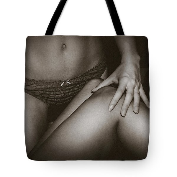 Two Women Passion Tote Bag