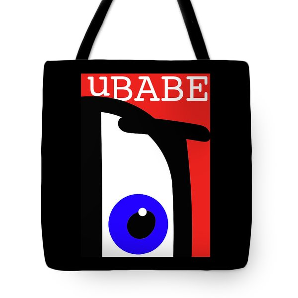 Ubabe French Tote Bag