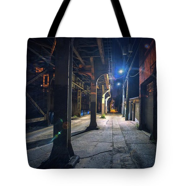 Under The L Tote Bag