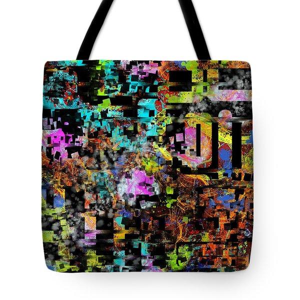 Under The Sea Digital 1 Tote Bag