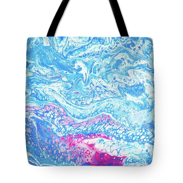 Under The Sea In Hawaii Tote Bag