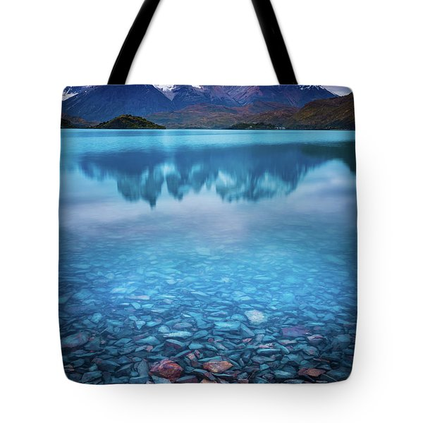 Underneath The Surface Tote Bag