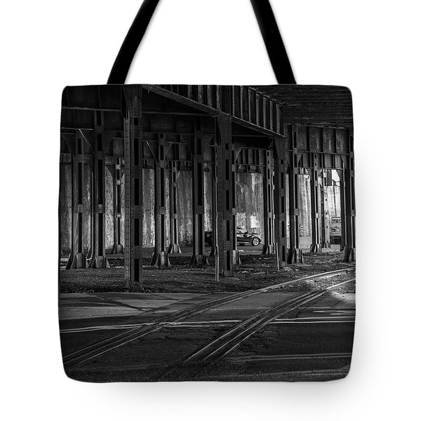 Underway Tote Bag