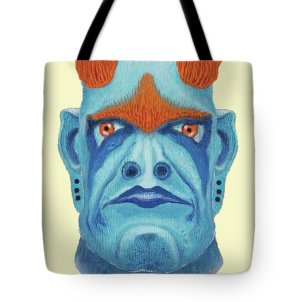 Undorkhan, Maggotroll Colonel Tote Bag
