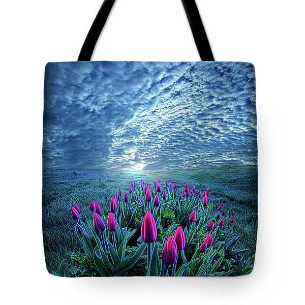 Unequal To Our Gifts Tote Bag