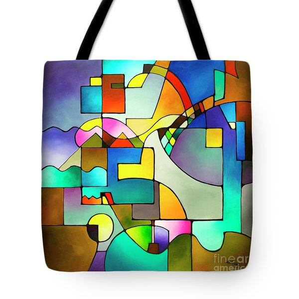 Unified Theory Tote Bag