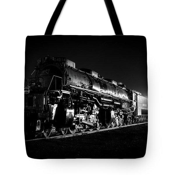 Union Pacific Big Boy Tote Bag